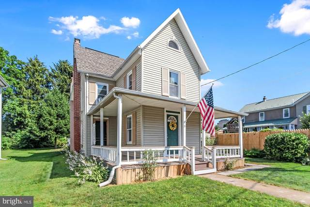21 W Maple Street, WRIGHTSVILLE, PA 17368 (#PAYK2001860) :: Iron Valley Real Estate