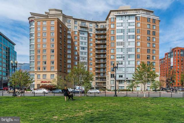 555 Massachusetts Avenue NW #1414, WASHINGTON, DC 20001 (#DCDC2003832) :: Murray & Co. Real Estate
