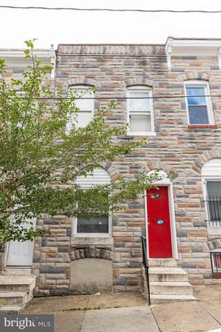 2603 Jefferson Street, BALTIMORE, MD 21205 (#MDBA2003580) :: Sunrise Home Sales Team of Mackintosh Inc Realtors