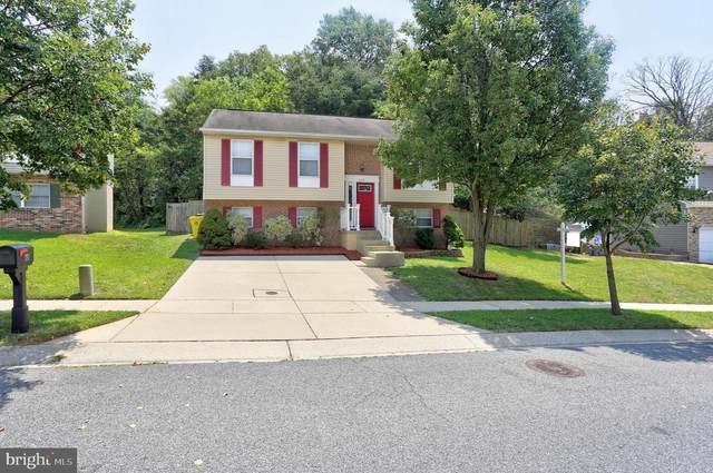 609 Sandy Ridge Drive, GLEN BURNIE, MD 21061 (#MDAA2002858) :: Dart Homes
