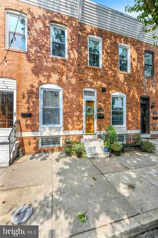 510 S Ellwood Avenue, BALTIMORE, MD 21224 (#MDBA2003590) :: The MD Home Team