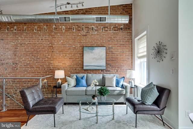 1916 9TH Street NW #2, WASHINGTON, DC 20001 (#DCDC2003858) :: Tom & Cindy and Associates