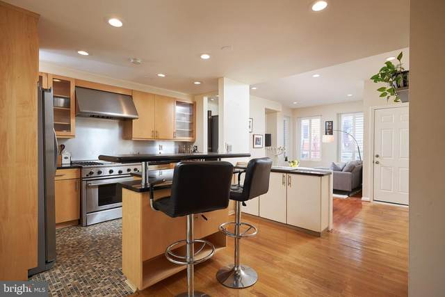 1778 Willard Street NW #1, WASHINGTON, DC 20009 (#DCDC2003862) :: Corner House Realty