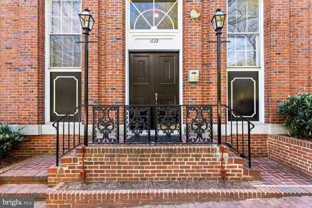 1632 30TH Street NW #8, WASHINGTON, DC 20007 (#DCDC2003864) :: McClain-Williamson Realty, LLC.