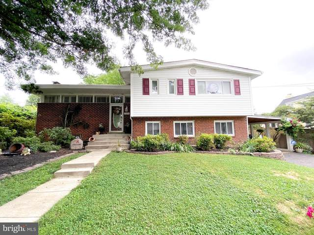 709 N Pryor Street, ALEXANDRIA, VA 22304 (#VAAX2001174) :: Debbie Dogrul Associates - Long and Foster Real Estate