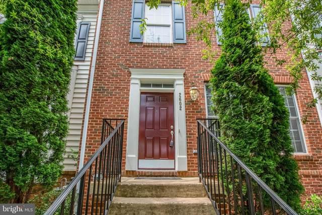 2602 Oak Valley Drive, WOODBRIDGE, VA 22191 (#VAPW2002572) :: Debbie Dogrul Associates - Long and Foster Real Estate