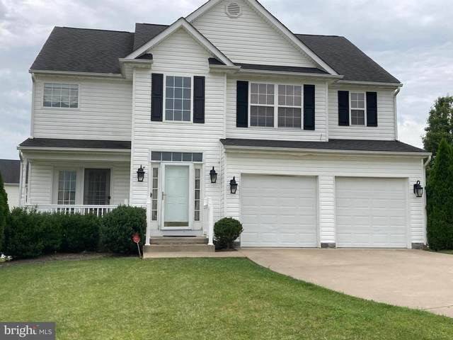 100 O'keefe, MARTINSBURG, WV 25403 (#WVBE2000732) :: Shawn Little Team of Garceau Realty