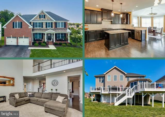 1613 Stream Valley Overlook, SEVERN, MD 21144 (#MDAA2002906) :: The Riffle Group of Keller Williams Select Realtors