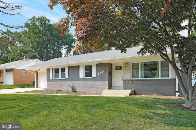 14203 Oakvale Street, ROCKVILLE, MD 20853 (#MDMC2004786) :: Crossman & Co. Real Estate