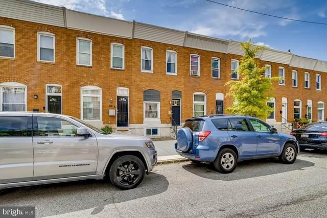 616 S Newkirk Street, BALTIMORE, MD 21224 (#MDBA2003682) :: The Putnam Group