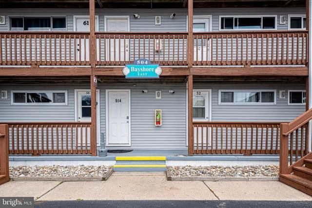 504 Robin Drive #67, OCEAN CITY, MD 21842 (#MDWO2000576) :: Peter Knapp Realty Group