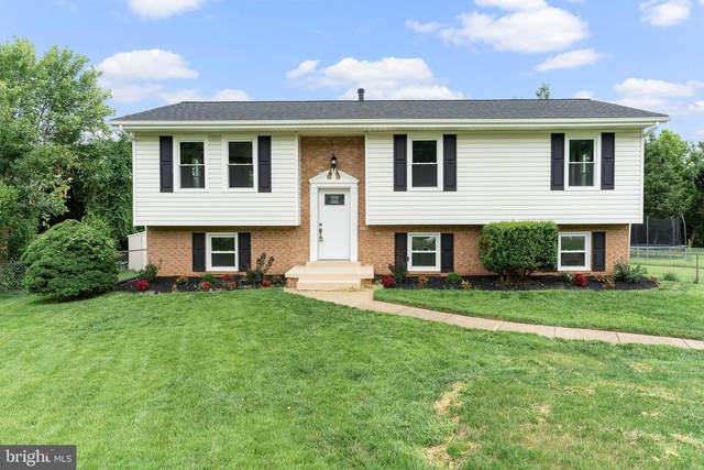 4106 Sunburst Court, ALEXANDRIA, VA 22303 (#VAFX2006814) :: Debbie Dogrul Associates - Long and Foster Real Estate