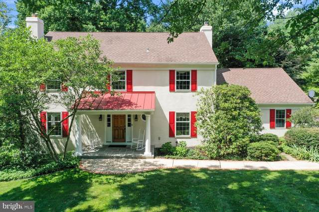 3 Hunters Lane, CHADDS FORD, PA 19317 (#PADE2002138) :: Century 21 Dale Realty Co