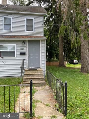 234 Oak Street, WILLIAMSTOWN, NJ 08094 (MLS #NJGL2001340) :: The Dekanski Home Selling Team