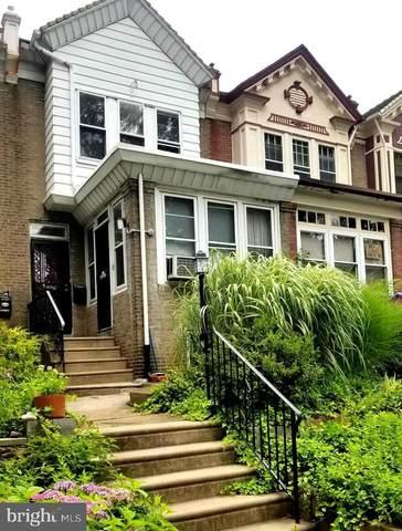 544 S Melville Street, PHILADELPHIA, PA 19143 (#PAPH2008882) :: VSells & Associates of Compass