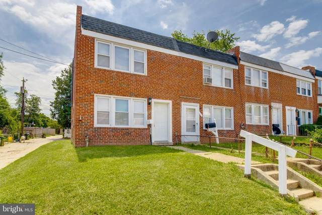 2801 Hinsdale Drive, BALTIMORE, MD 21230 (#MDBA2003716) :: Sunrise Home Sales Team of Mackintosh Inc Realtors