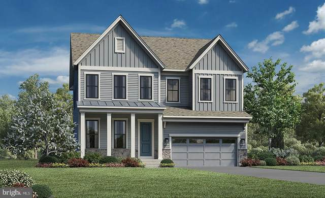 719 Conrad Drive Lot 27, WARRINGTON, PA 18976 (#PABU2002520) :: Century 21 Dale Realty Co