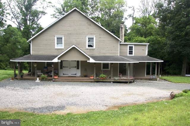 131 Holmes Mill Road, CREAM RIDGE, NJ 08514 (#NJMM2000070) :: The Lutkins Group