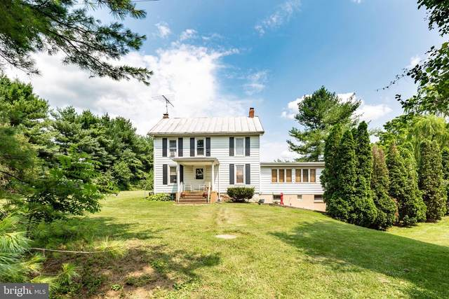 355 Jasontown Road, WESTMINSTER, MD 21158 (#MDCR2000772) :: Pearson Smith Realty