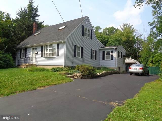 1084 Fireside Avenue, EWING, NJ 08618 (#NJME2001666) :: Keller Williams Realty - Matt Fetick Team