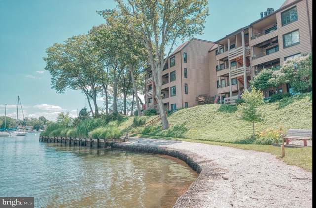 12 President Point Drive A1, ANNAPOLIS, MD 21403 (#MDAA2003028) :: The Licata Group / EXP Realty
