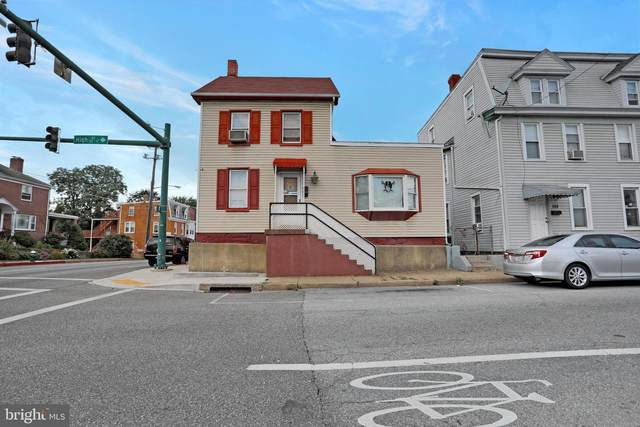 101-103 High Street, HAGERSTOWN, MD 21740 (#MDWA2000680) :: Century 21 Dale Realty Co