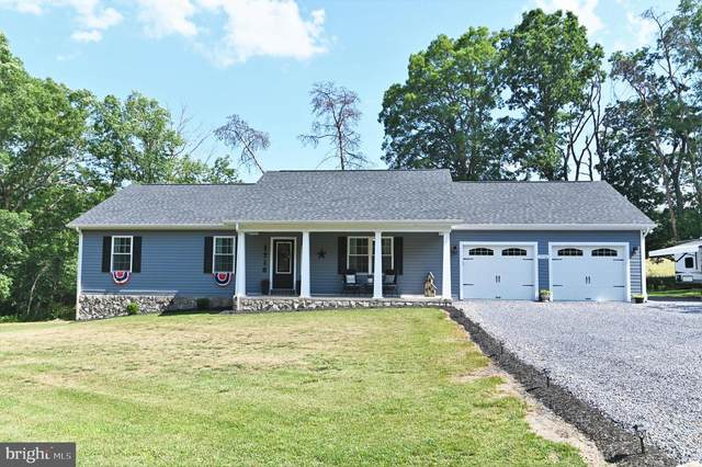 1716 Fort Valley Road, FORT VALLEY, VA 22652 (#VASH2000308) :: Great Falls Great Homes