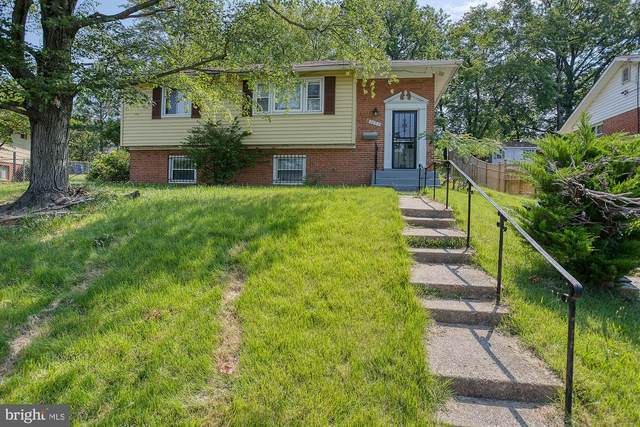 2202 Wintergreen Avenue, DISTRICT HEIGHTS, MD 20747 (#MDPG2003384) :: Century 21 Dale Realty Co