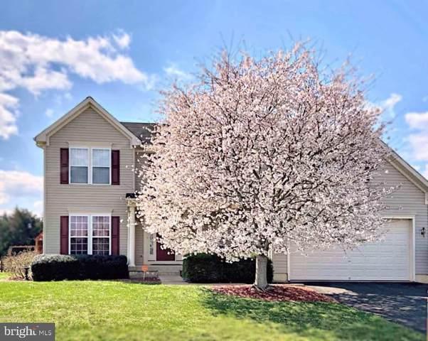 11048 Southcoate Village Drive, BEALETON, VA 22712 (#VAFQ2000438) :: AJ Team Realty