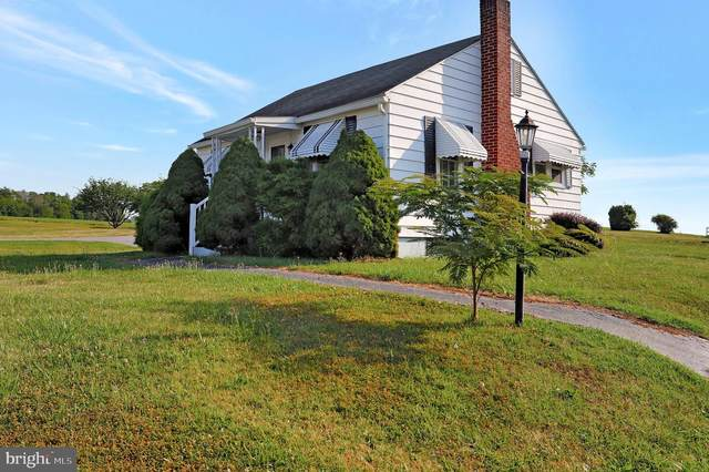 18400 Wagaman Road, HAGERSTOWN, MD 21740 (#MDWA2000684) :: Charis Realty Group