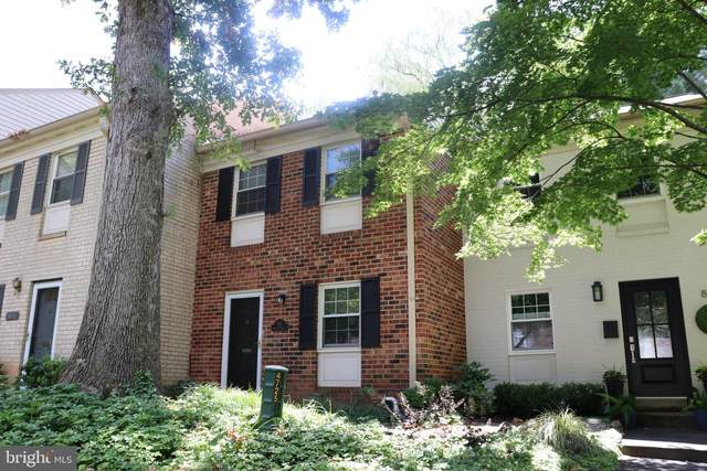 812 College Parkway #10, ROCKVILLE, MD 20850 (#MDMC2004944) :: Corner House Realty