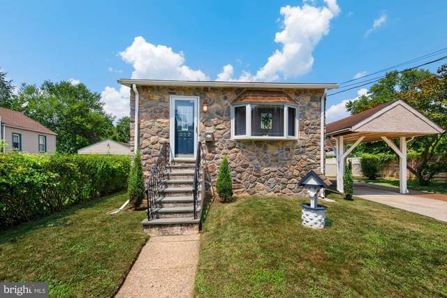 212 Lincoln Avenue, WEST COLLINGSWOOD HEIGHTS, NJ 08059 (#NJCD2002194) :: The Dailey Group