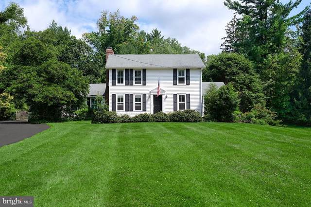 161 E Delaware Avenue, PENNINGTON, NJ 08534 (#NJME2001678) :: The Schiff Home Team