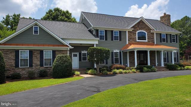2540 Riverview Drive, COLONIAL BEACH, VA 22443 (#VAWE2000184) :: Debbie Dogrul Associates - Long and Foster Real Estate