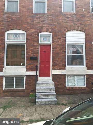 631 S Belnord Avenue, BALTIMORE, MD 21224 (#MDBA2003832) :: The Vashist Group
