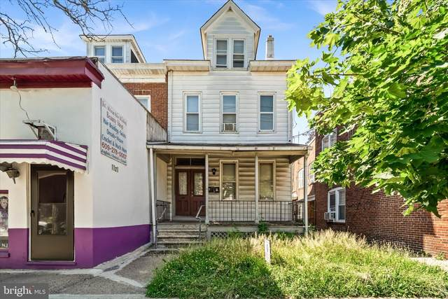 1119 Hamilton Avenue, TRENTON, NJ 08629 (#NJME2001706) :: Holloway Real Estate Group