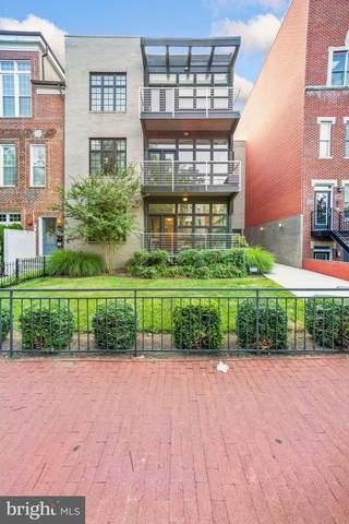 2128 11TH Street NW #1, WASHINGTON, DC 20001 (#DCDC2004154) :: Shawn Little Team of Garceau Realty