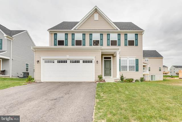24 Vancouver, FALLING WATERS, WV 25419 (#WVBE2000786) :: Charis Realty Group