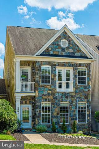 10202 Wood Thrush Drive, NEW MARKET, MD 21774 (#MDFR2001944) :: Sunrise Home Sales Team of Mackintosh Inc Realtors