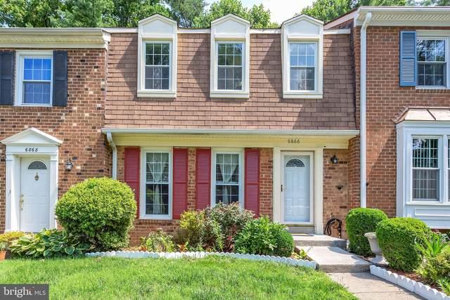 6866 Lafayette Park Drive, ANNANDALE, VA 22003 (#VAFX2007160) :: Corner House Realty