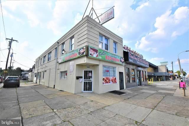 7028 Castor Avenue, PHILADELPHIA, PA 19149 (MLS #PAPH2009228) :: PORTERPLUS REALTY