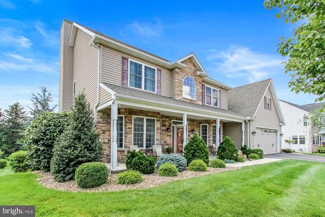 1245 Copper Beech Drive, YORK, PA 17403 (#PAYK2002056) :: Liz Hamberger Real Estate Team of KW Keystone Realty