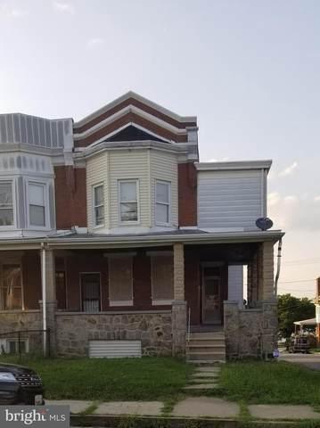 1934 E 31ST Street, BALTIMORE, MD 21218 (#MDBA2003876) :: Compass