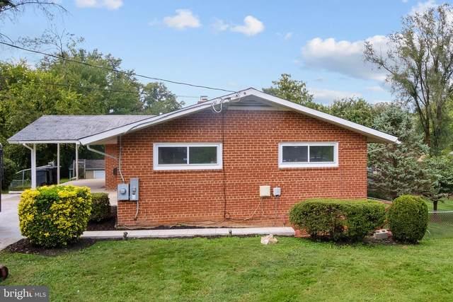 10108 Cornwall Road, FAIRFAX, VA 22030 (#VAFC2000152) :: AG Residential
