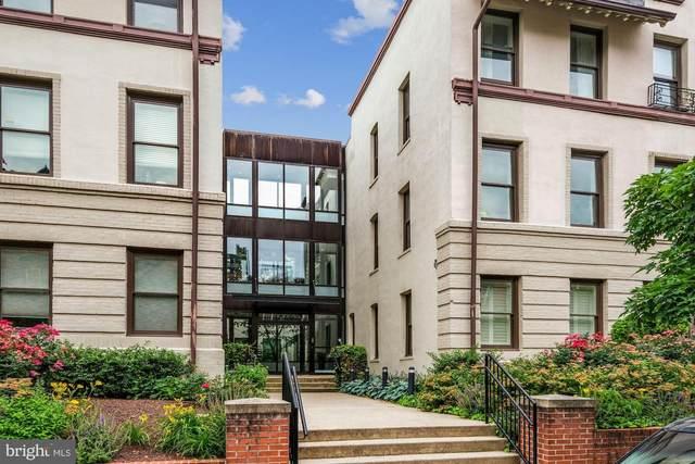 1840 Vernon Street NW #103, WASHINGTON, DC 20009 (#DCDC2004208) :: The Miller Team