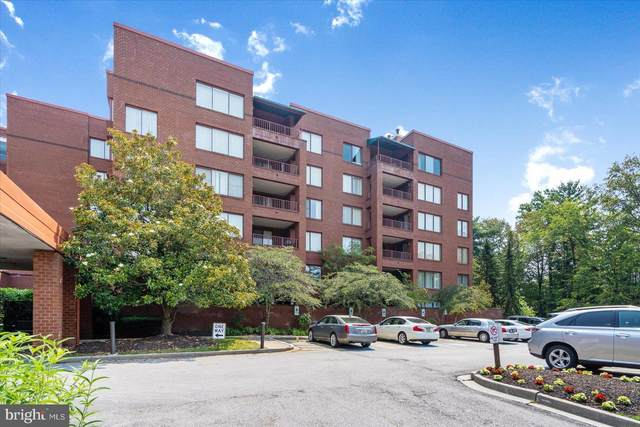 1 Gristmill Court #506, BALTIMORE, MD 21208 (#MDBC2003460) :: Corner House Realty