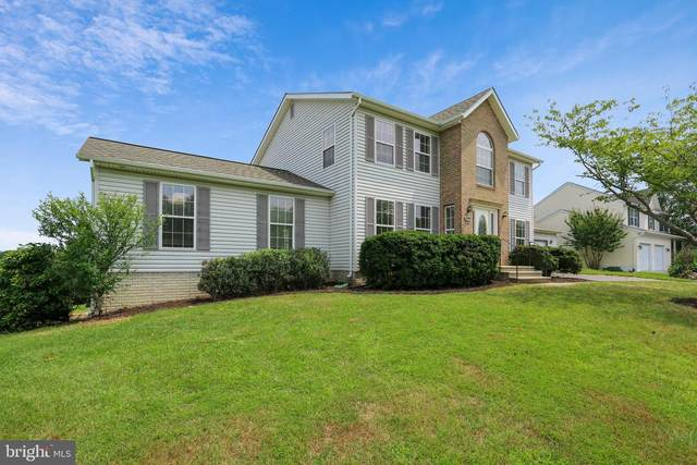 4091 Lomar Drive, MOUNT AIRY, MD 21771 (#MDFR2001954) :: AJ Team Realty