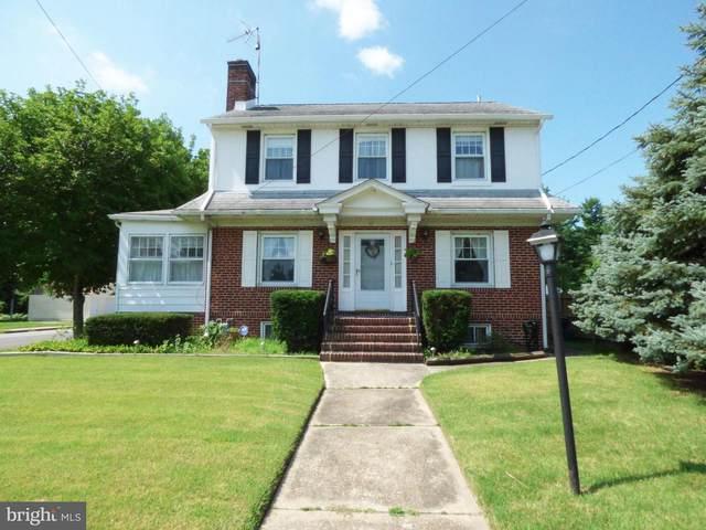 50 Railroad Avenue, PENNS GROVE, NJ 08069 (MLS #NJSA2000378) :: The Dekanski Home Selling Team
