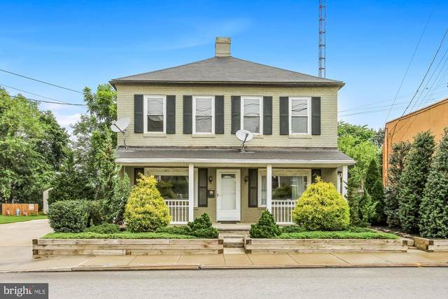 209 3RD Street, HANOVER, PA 17331 (#PAYK2002088) :: TeamPete Realty Services, Inc