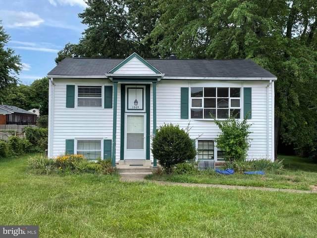 1603 Indiana Avenue, WOODBRIDGE, VA 22191 (#VAPW2002818) :: Debbie Dogrul Associates - Long and Foster Real Estate